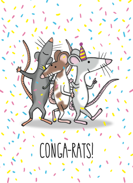 Conga-rats