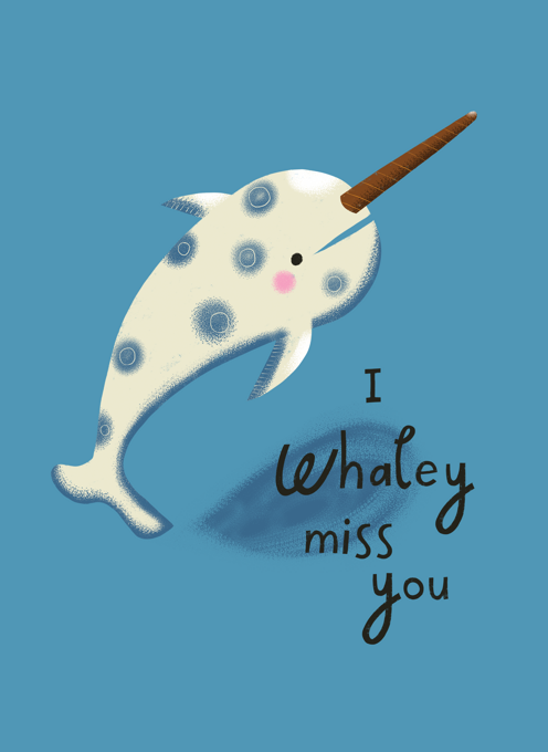 I Whaley Miss You
