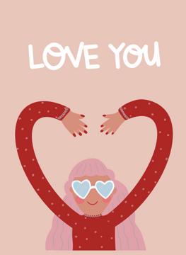 Love You Hug