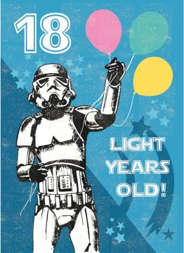 18 Stormtrooper