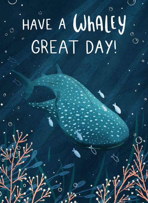 Whaley Great!