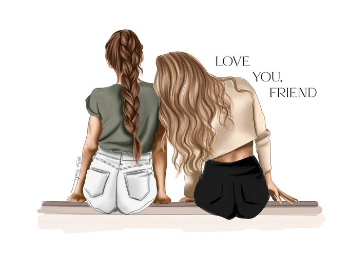 Love You, Friend