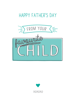 From Your Favourite Child