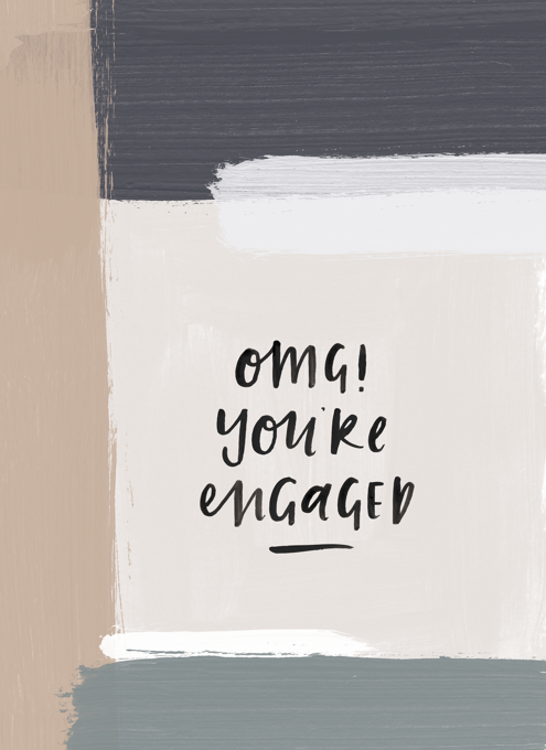 OMG You're Engaged