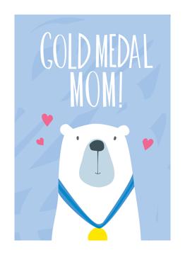 Gold Medal Mom