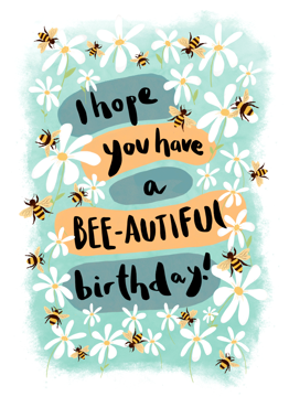 Bee-autiful Birthday
