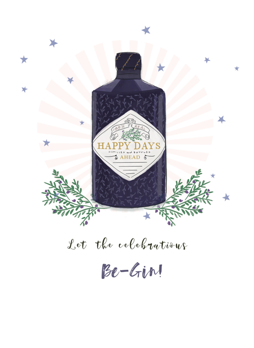Celebrations Be-Gin