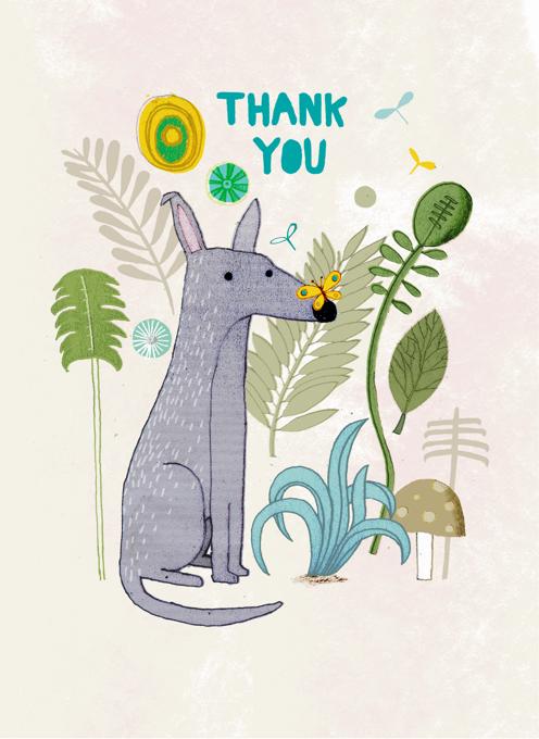 Thank You Nature Dog