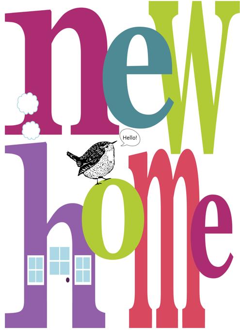 New Home Wren
