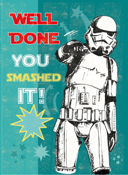 Well Done Stormtrooper