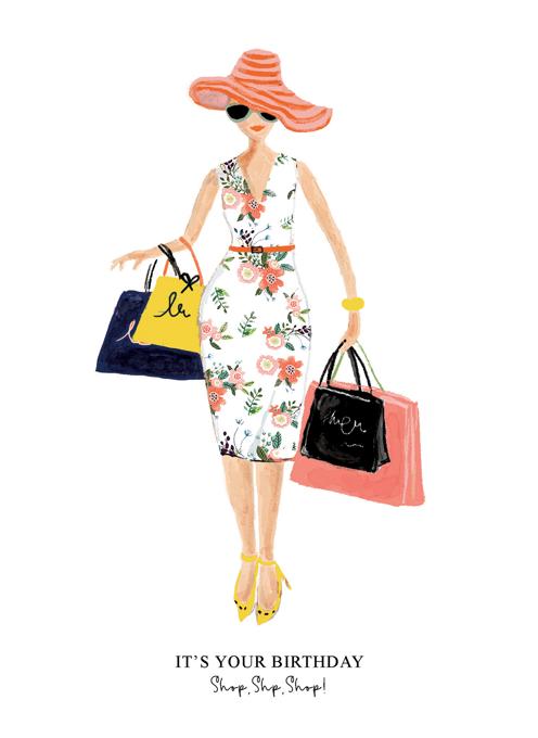 Parisian Shopper