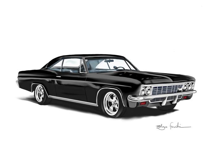 Chevvy Impala