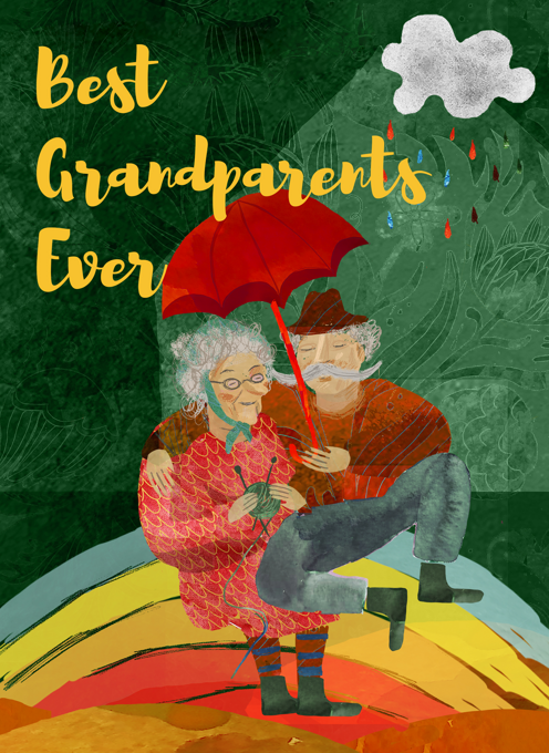 Best Grandparents Ever
