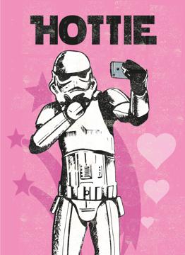 Hottie Stormtrooper