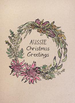 Aussie Christmas Greetings