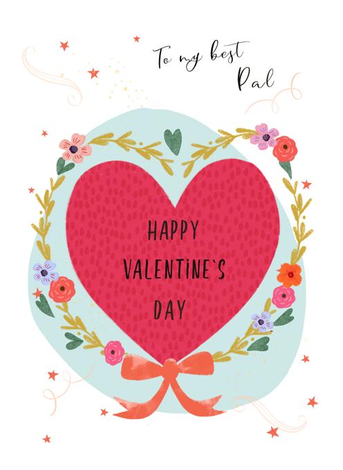 Best Pal Valentine's Day