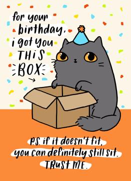 Still Sit Birthday