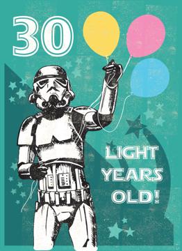 30 Stormtrooper