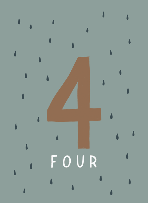 4th Four Birthday