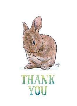 Thank You Bunny