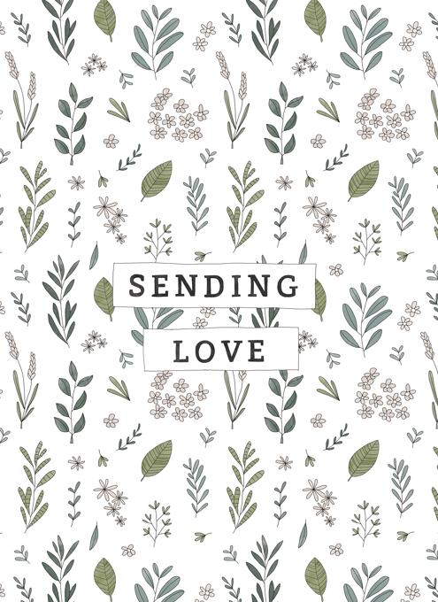 Sending Love Botanic