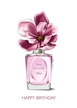 Dior Birthday