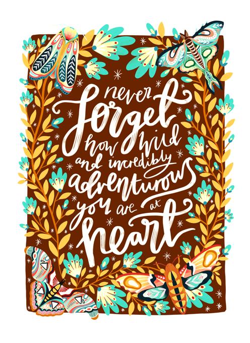 Adventurous Heart