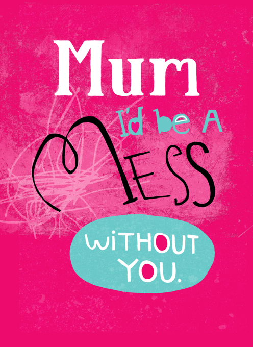 Mum Mess