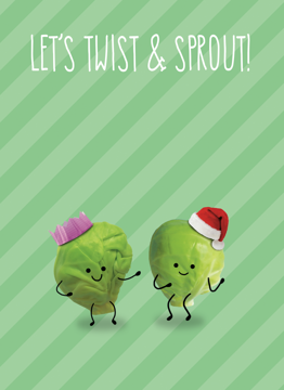 Let's Twist and Sprout