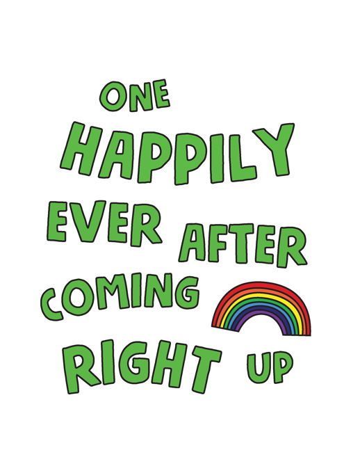 One Happily Ever After