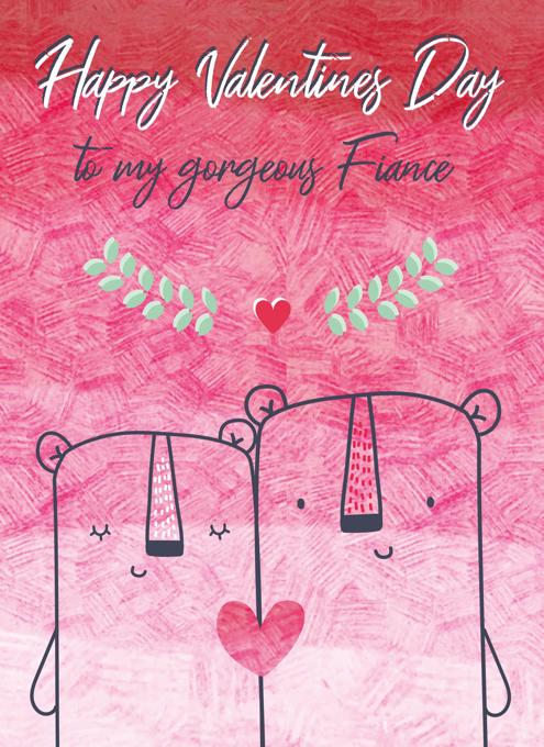 Valentine's Fiance