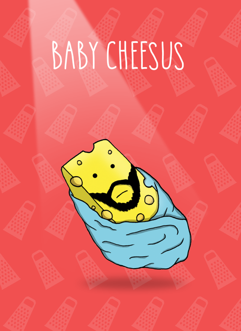 Baby Cheesus