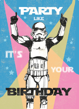 Party Stormtrooper