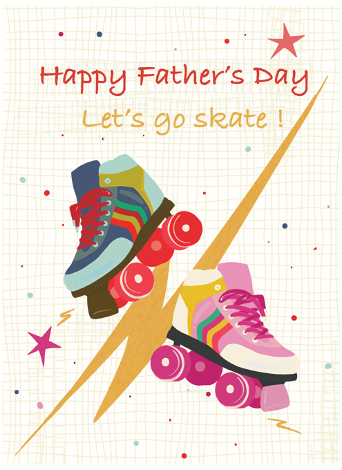 Father's Day Skating