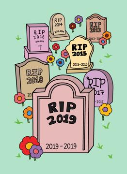 RIP 2019