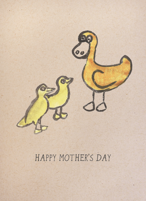 Duck Mother's Day