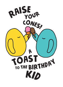 Raise Your Cones