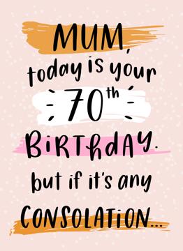Mum 70