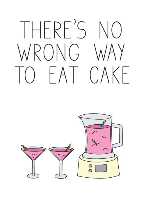 There's No Wrong Way