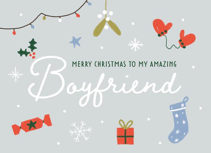 Merry Christmas Boyfriend