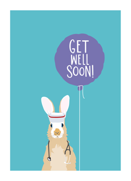 Get Well Rabbit