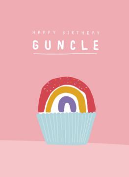 Gay Uncle Cupcake
