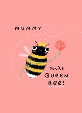 Queen Bee Mummy