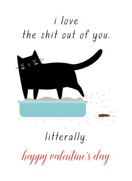 Literally Valentine's Day
