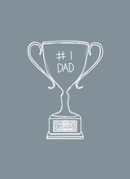 Trophy Dad