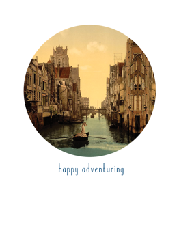 Happy Adventuring