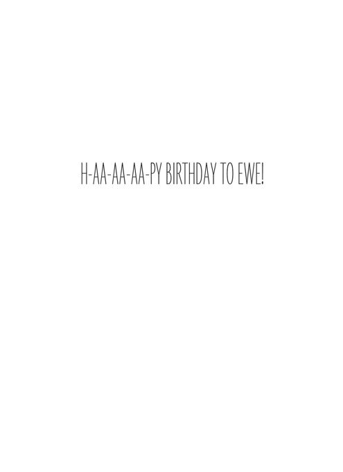 Ha-aa-aa-ppy Birthday